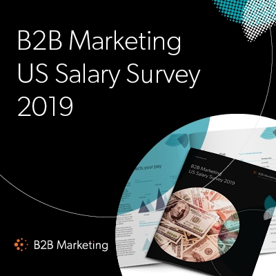 B2B Marketing US Salary Survey 2019