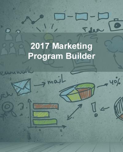 Marketing program builder