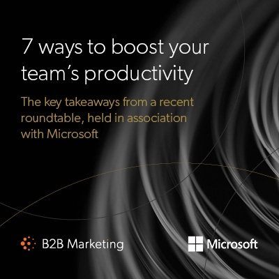7 ways to boost your team's productivity image