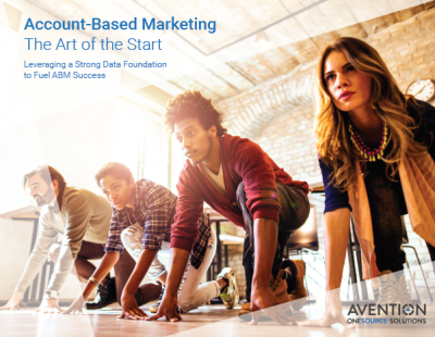 Account-based marketing - the art of the start