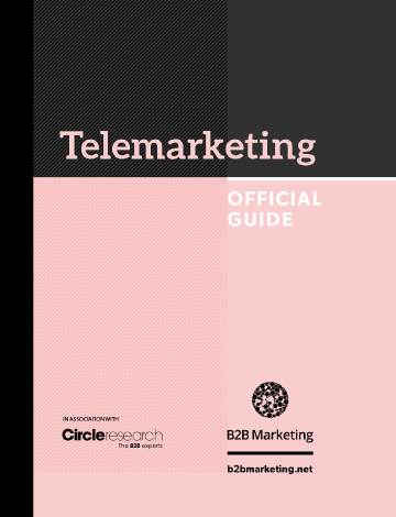Official Guide to Telemarketing