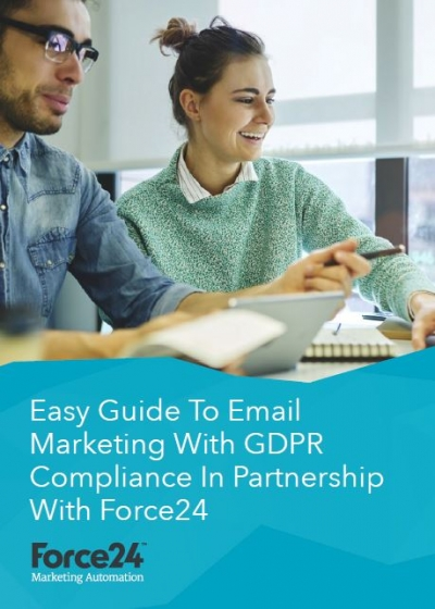 Easy guide to email marketing with GDPR compliance