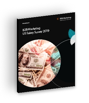 B2B Marketing US Salary Survey 2019