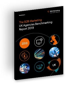 B2B Marketing Agencies Benchmarking Report 2019