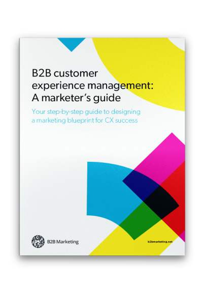 B2B customer experience management: A marketer's guide