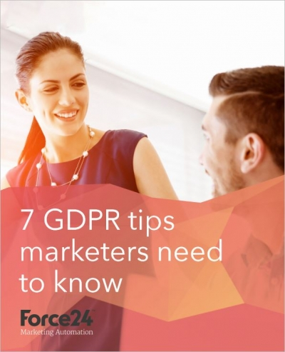 Force24 GDPR guide