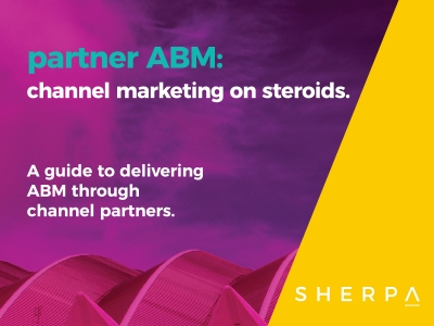 Partner ABM: Channel marketing on steroids