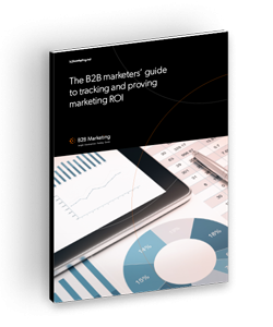 The B2B marketers' guide to tracking and proving marketing ROI