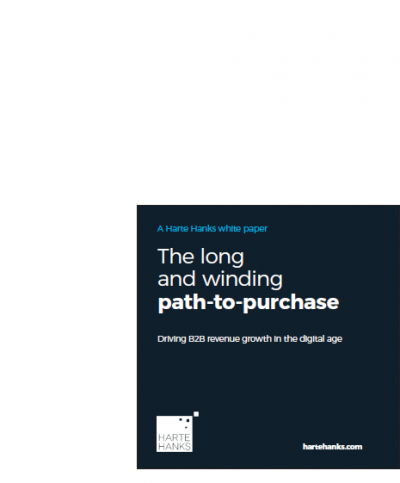 The long and winding path-to-purchase: Driving B2B revenue growth in the digital age