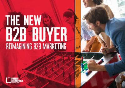The new B2B buyer – Reimaging B2B marketing