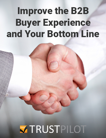 Make online reviews part of your B2B strategy