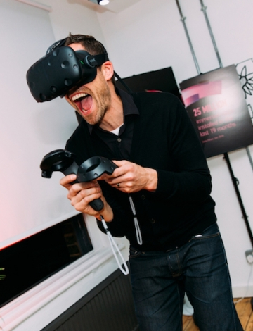 Virtual reality in B2B: the second coming? image