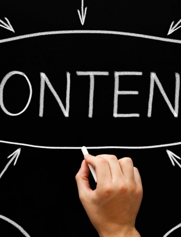 B2B customers want brilliant content image