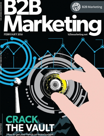 B2B Marketing magazine February 2016 digital edition