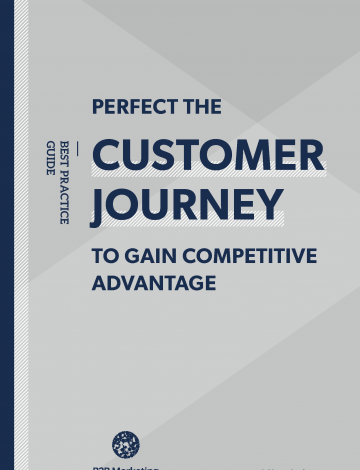 Perfect the customer journey to gain competitive advantage