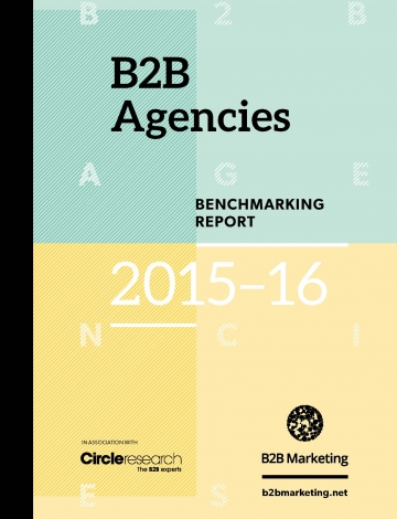 B2B Agencies Benchmarking Report