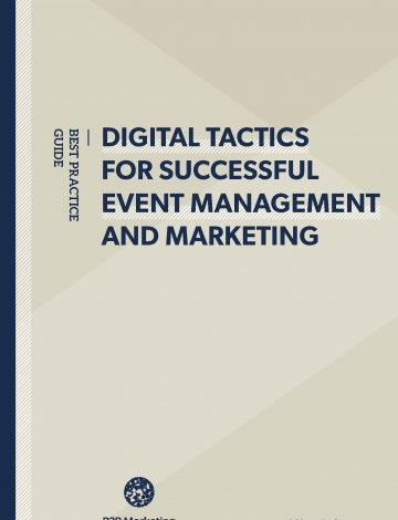 digital techniques to maximise return on events cover image