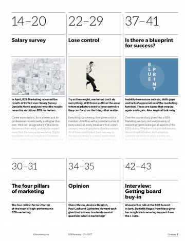 3 b2b social media case studies and why they work Forty six percent of marketers said their organization has a documented strategy for managing content as a business asset 44 percent said they don't, and top five b2b content marketing tactics: social media content (93 percent) case studies (82 percent) blogs (81 percent) enewsletter (81 percent).