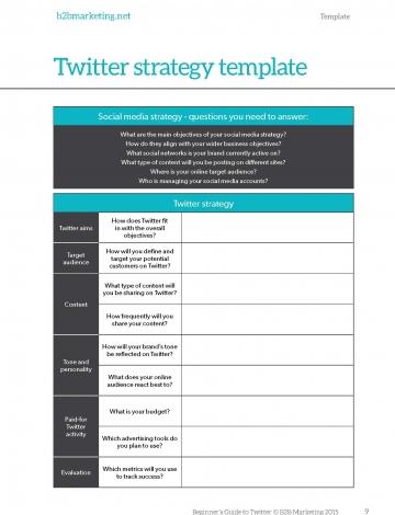 beginner s guide to twitter b2b marketing