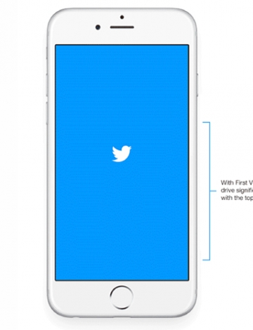 Twitter feature puts ad videos at top of users' timelines