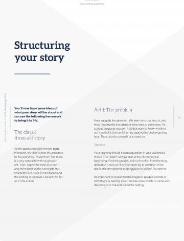 b2b storytelling, b2b marketing