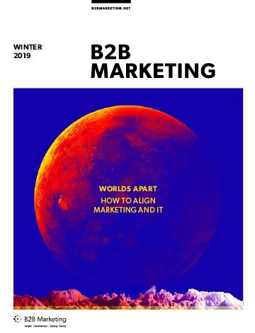 B2B Marketing Winter 2019