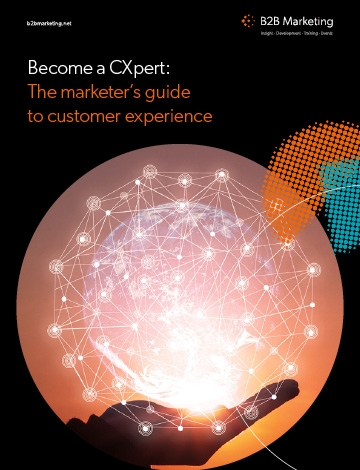This guide will tell you why – and how – you can lead the charge on customer experience in your organisation.