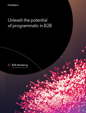 Programmatic premium guide cover image