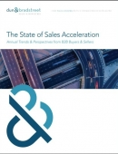The state of sales acceleration