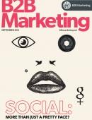 B2B Marketing September cover