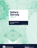 B2B Marketing Salary Survey 2016-17