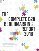 The complete B2B benchmarking report 2016