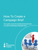 How to create a campaign brief