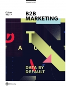 B2B Marketing Magazine Q2 16/17
