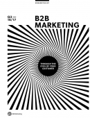 B2B Marketing quarterly review Q3 2016/17: B2B Customer Experience
