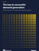 The key to successful demand generation IMAGE