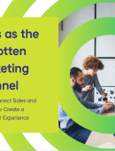 Sales as the forgotten marketing channel