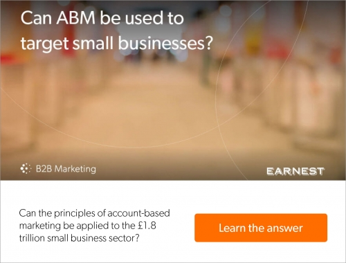 ABM for SMEs: Does account-based marketing work for targeting small businesses?