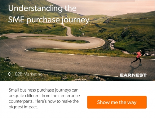Understanding the SME purchase journey image