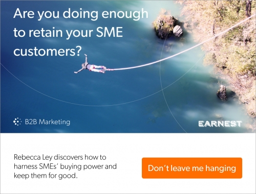 Are you doing enough to retain your SME customers? image