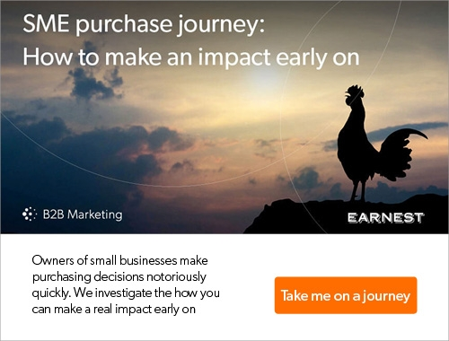 The small business purchasing journey and how to make an impact early on